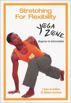 Yoga Zone - Stretching for Flexibility >>> For more information, visit image link.  This link participates in Amazon Service LLC Associates Program, a program designed to let participant earn advertising fees by advertising and linking to Amazon.com.