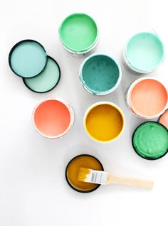 Color happy with behr paint