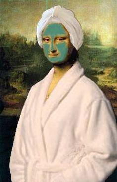 Spa Mona! Afinal beleza é fundamental.