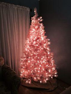 Pink Christmas Tree - Pinkarella
