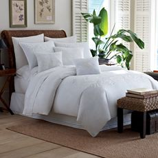 Tommy Bahama® Tropical Hideaway Duvet Cover, 100% Cotton - Bed Bath & Beyond-$149.99.