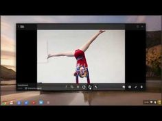 Chromebook: How to edit a photo Google Tv, Unified Communications, St Catharines, Google Classroom, Chromebook, Photo Editing, Education, Acer, Learning