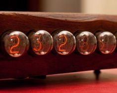 Picture of Simple User-adjustable DIY Nixie Clock