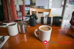 What does a #photographer need?  #Camera and some #caffeine to keep them going...  #PhotoConcierge #StockPhoto