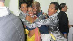 Sekou Mcmiler de New York !! Bailarin icono y exponentes de Latin Jazz en todo el mundo !!