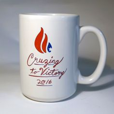 Ted Cruz Cruzing to Victory Coffee Mug Vote For by ImagesInTile Coffee Equipment, How To Make Coffee, Democratic Party, Victorious, Ted, Presidents, Coffee Mugs, Coffee Cups, Coffeecup