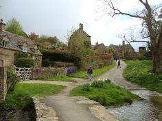 Upper Slaughter (The Cotswolds)