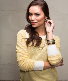 Layer Silpada's leather jewels with your favorite comfy sweater. #WomensFashion