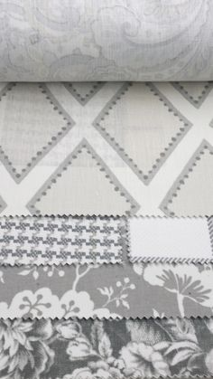 Sarah Richardson's new collection for Kravet! Come in and see!