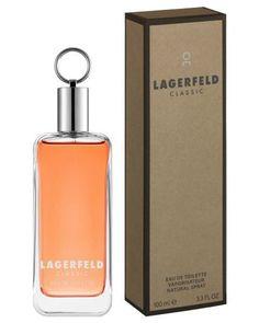 Lagerfeld Classic Eau de Toilette Spray | Designer Duft für Herren | günstig bei www.parfum.de | Geschenkidee