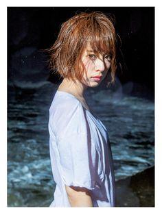 "akb48wallpapers: Nanami Hashimoto - 1st Photobook ""Yasashii Toge"""