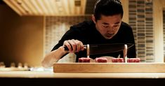 A study of sublime craft and striking simplicity #Kamikoto