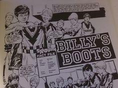Billys boots