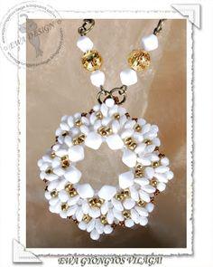 Pattern bijoux: Ciondolo Coccolo