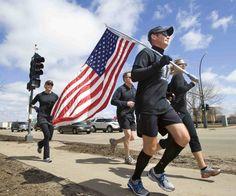 Rochester runner was less than 2 blocks away