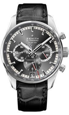 Buy Zenith El Primero VPH Watches, authentic at discount prices. Complete selection of Luxury Brands. All current Zenith styles available. Dream Watches, Cool Watches, Stylish Watches, Wrist Watches, Rolex Watches, Omega Seamaster, Bracelet Cuir, Luxury Watches For Men, Beautiful Watches