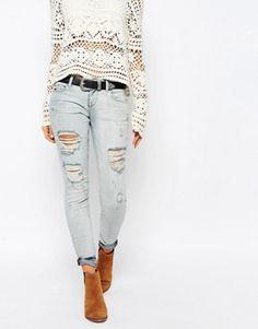 Джинсовый аутлет ASOS | Недорогие джинсовые куртки, шорты и комбинезоны