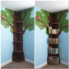 15 Tree Bookshelves That Creatively Display Collections In Style · Page 4 of 15 ·