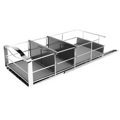 """Found it at Wayfair - 9"""" Pull Out Cabinet Organizer"""
