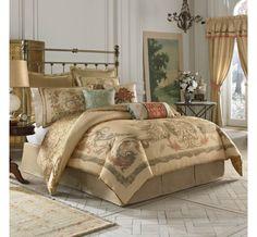 Croscill Classics® Evelien 4-pc. Comforter Set & Accessories
