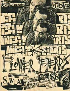 Angelic Upstarts/Flower Leperds