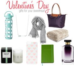 Valentine's Day // Gifts for your Sweetheart