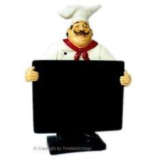 Fat Chef Decor