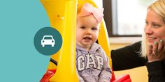 Learn ways to use travel time to expand your child's vocabulary.