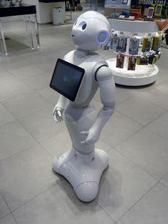 FranMagacine: El robot emocional se agota en 1 minuto