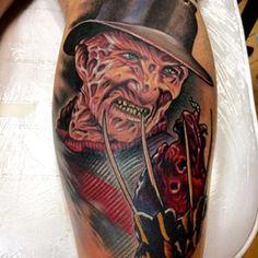 Elm street tattoo street tattoo and nancy dell 39 olio on for Elm street tattoo