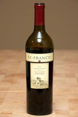 "2007 St. Francis Winery ""Old Vines"" Zinfandel"