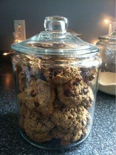Healthy Appetites!: Gluten Free Oatmeal Cookies