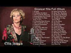 ETTA JAMES - Greates Hits Full Album | Best songs of Etta James - YouTube