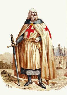 Jacques de Molay (dernier maître)