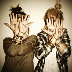 besties hipster - Google Search