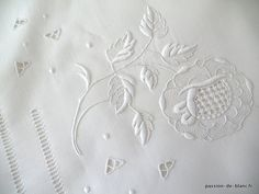white embroidery, lovely