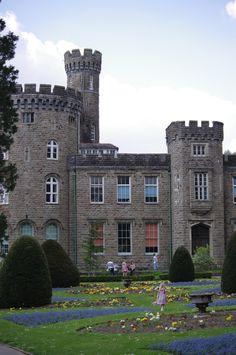 Cyfarthfa Castle, Merthyr Tydfil.