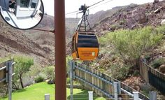 El Paso: Home to Texas Parks and Wildlife�s Wyler Aerial Tramway