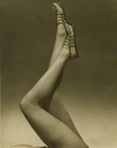 Edward Steichen, Sandals 1934