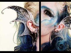 DIY | Wire Mermaid Ears - YouTube