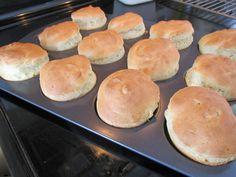 Successfully Gluten Free! : Light and Fluffy Hamburger Buns - Gluten Free!