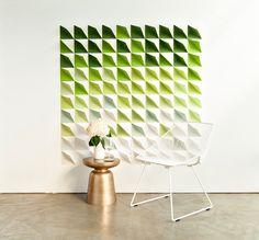DIY Geometric Paper...