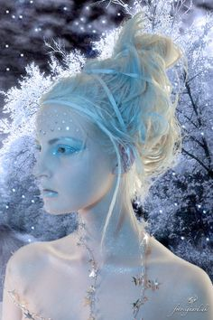 """Ice Queen"" by Jan Igaard #snow queen"