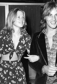 Melanie Griffith and Don Johnson in 1972