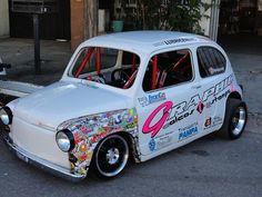 Fiat 600 Tuning Modified