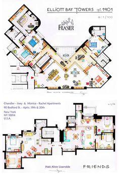 15 Tv Ideas How To Plan Apartment Floor Plan Tv