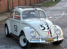 Herbie the Love Bug | Community Post: The 13 Disney Characters Most Likely To Survive A Zombie Apocalypse