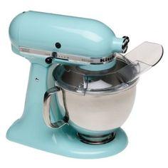New Kitchen Aid Artisan Series 5 Quart Mixer Ice Nice Heavy Duty Pro Mint Kitchen, Kitchen Tops, New Kitchen, Kitchen Dining, Kitchen Ideas, Basement Kitchen, Kitchen Stuff, Kitchen Stand Mixers, Kitchen Aid Mixer