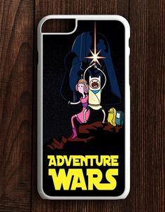 Adventure Time Star Wars iPhone 6 Plus | 6S Plus Case