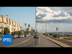 How To Do Sky Replacements In Photoshop - YouTube